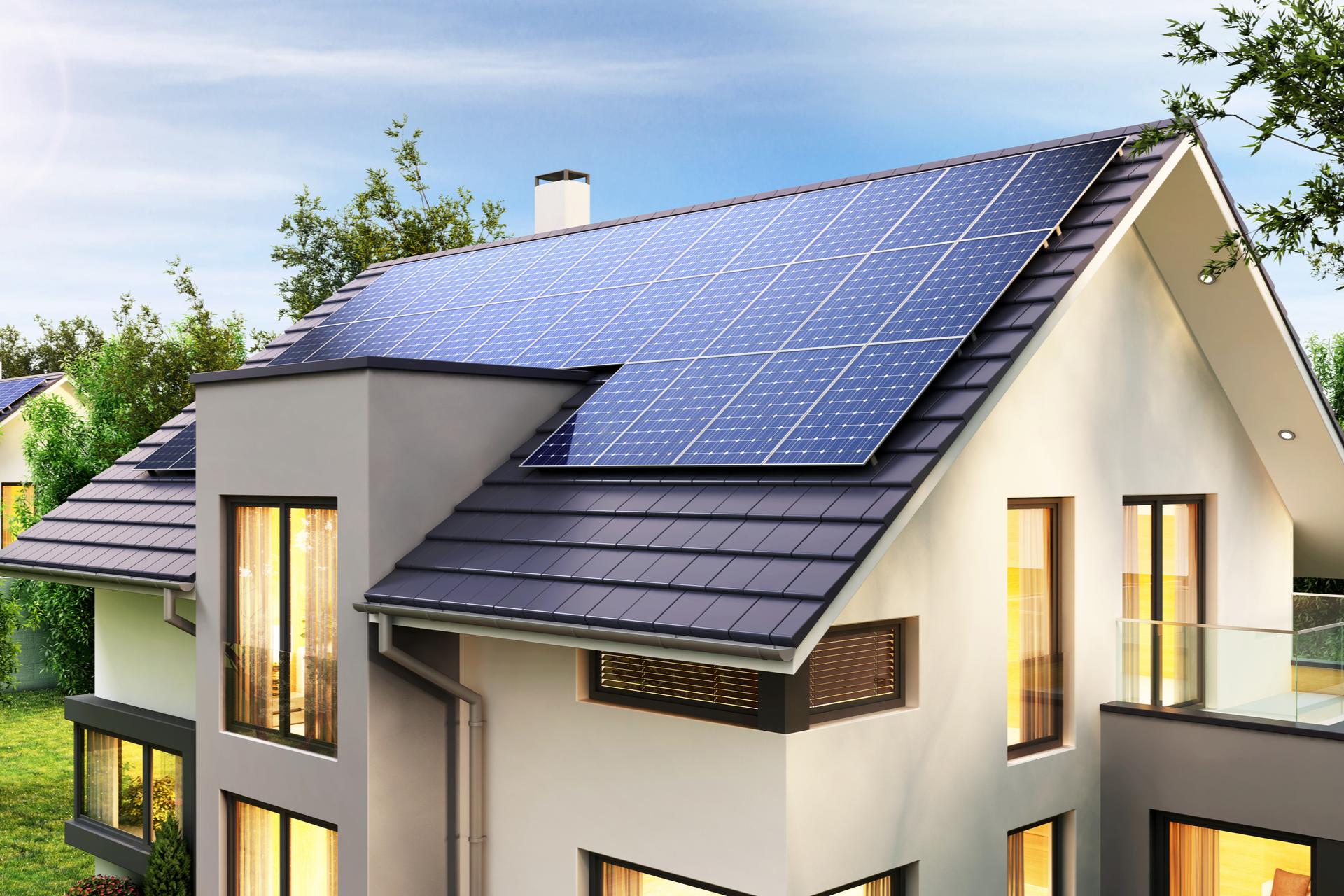 So können Sie eine Photovoltaik-Anlage finanzieren