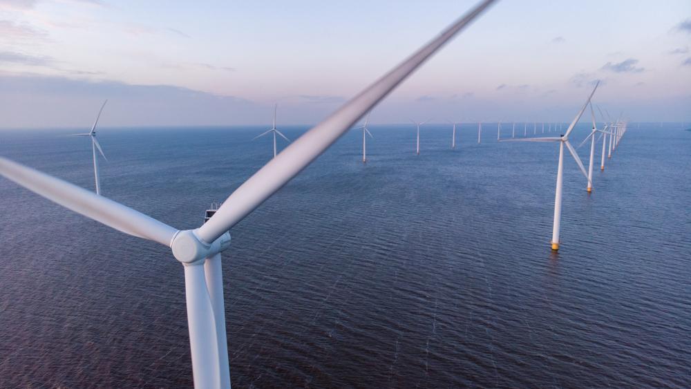 Windstrom aus der Nordsee: Los geht's
